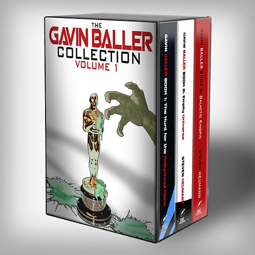 Gavin Baller Collection PAPERBACK