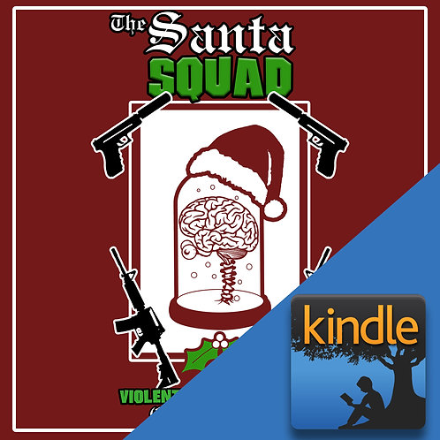 Kindle eBook: The Santa Squad