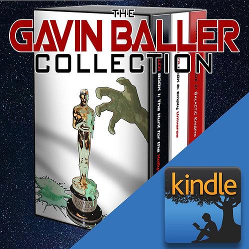 Kindle eBook: Gavin Baller Collection