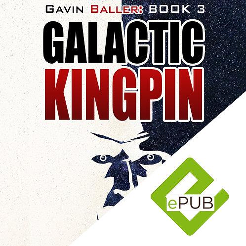 Gavin Baller Book 3 (Barnes & Noble, Apple iBookstore, and Kobo)