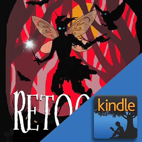 Retooled: Sci-Fi Tales of Fairies & Folk (Kindle Version)