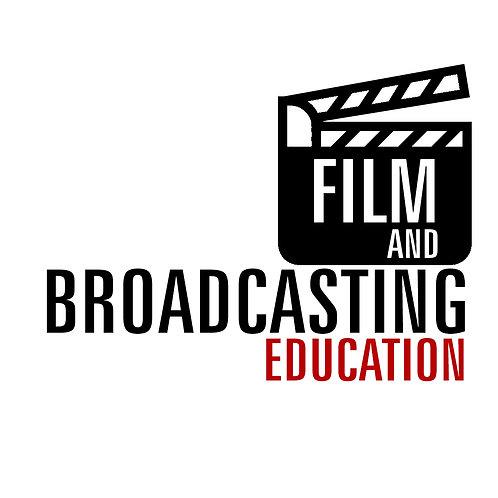 Film & Broadcasting Course 2020-2021