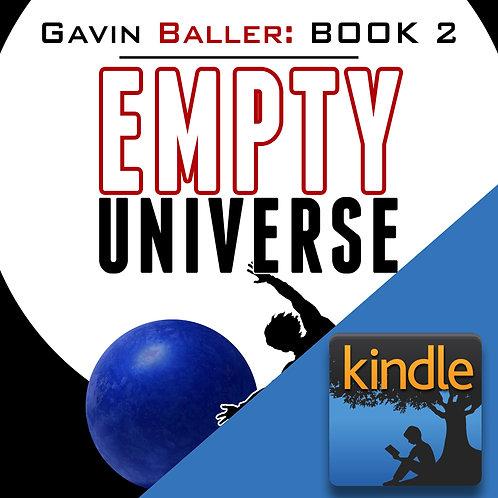 Kindle eBook: Gavin Baller Book 2