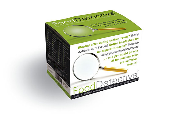Food Detective Test with Consultation