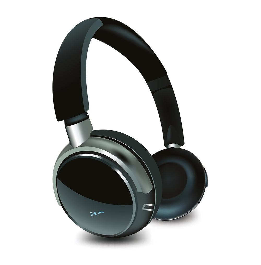 最近では遮音性が期待できる防音ヘッドホンが発売されています