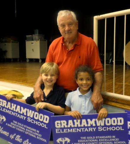 Grandparents Day at Grahamwood