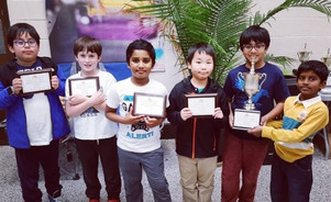 Tennessee State Chess Champs!