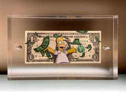 One dollar Homer