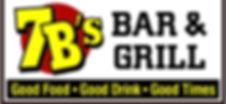 7B's Bar & Grill Logo