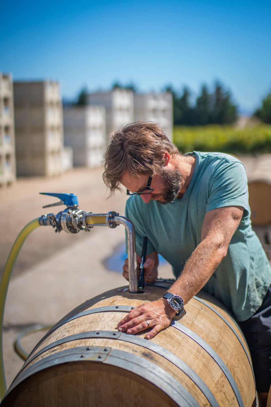 Get to Know Ernst Storm of Storm Wines