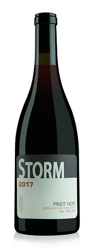 2017 Pinot Noir, Donnachadh Vineyard, Sta. Rita Hills