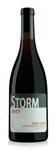 2017 Pinot Noir, John Sebastiano Vineyard, Sta. Rita Hills