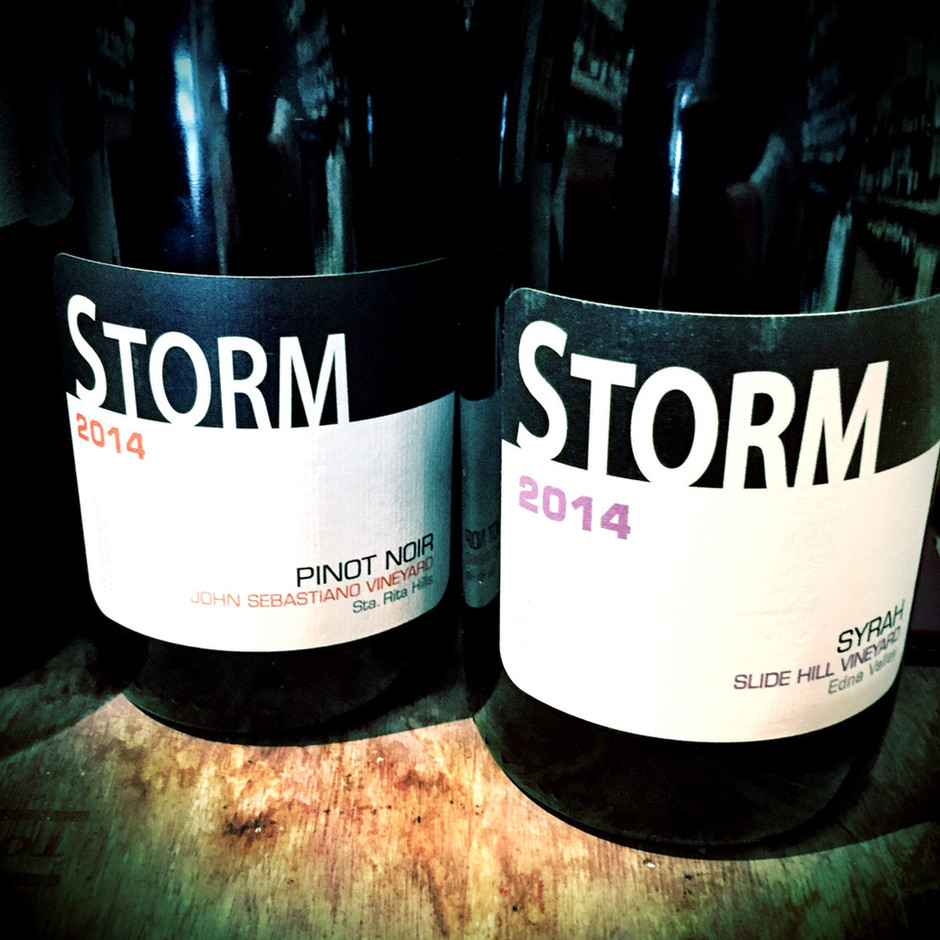 The Magnificence of Pinot Noir Exemplified by the Storm Brothers – Tasting Ernst Storm's Californian