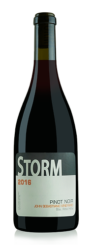 2016 Pinot Noir, John Sebastiano Vineyard, Sta. Rita Hills