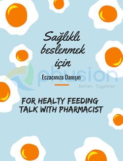 sağlıklı beslenme ingilizce içerikli