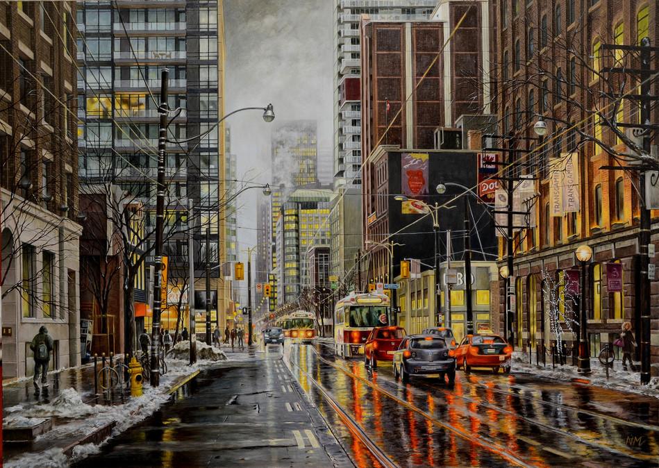 Winter in Despina, Toronto