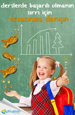 çocuk için omega3