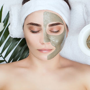 The procedure for applying a mask from c