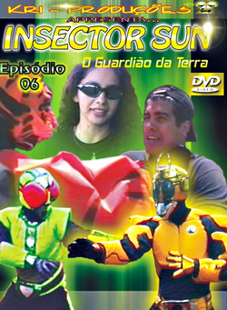 INSECTOR SUN DVD 06