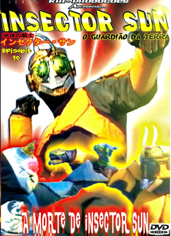 INSECTOR SUN DVD 10