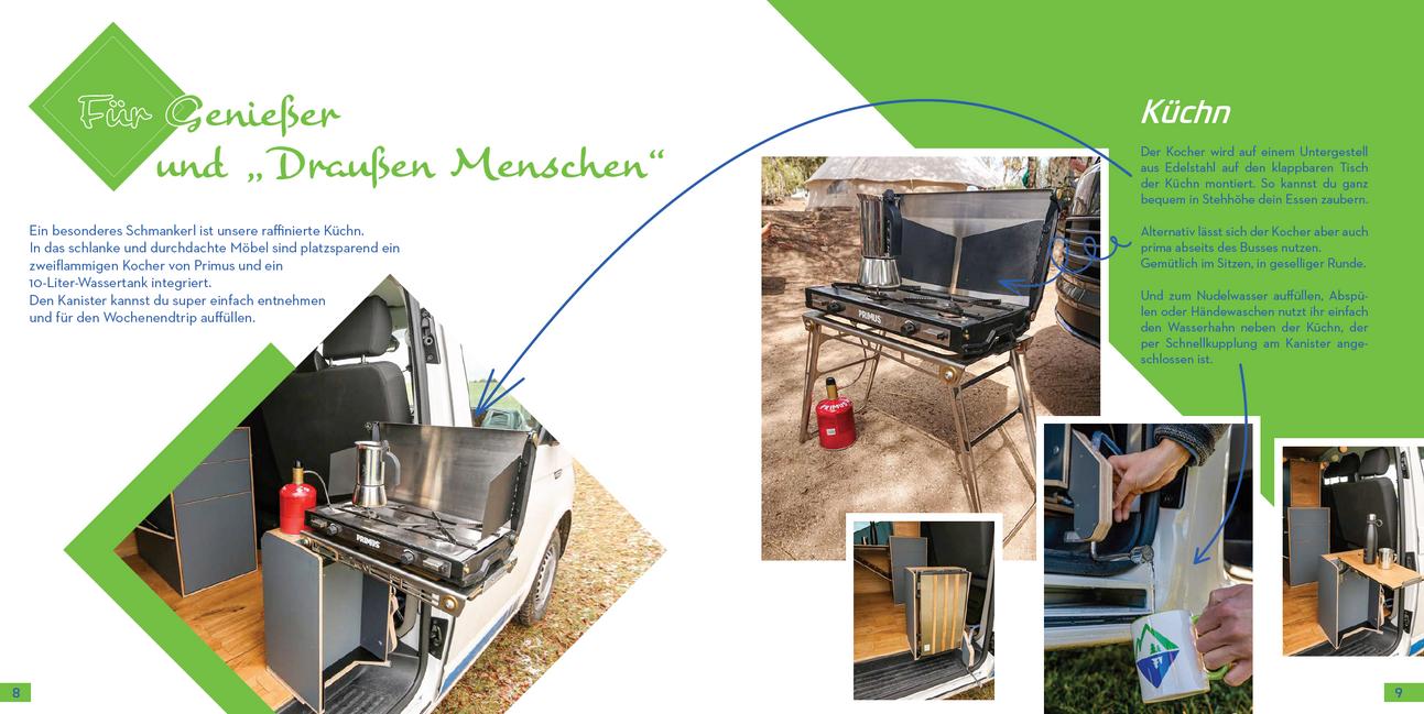 Bayerische Bus Manufaktur - Produktkatalog 2020