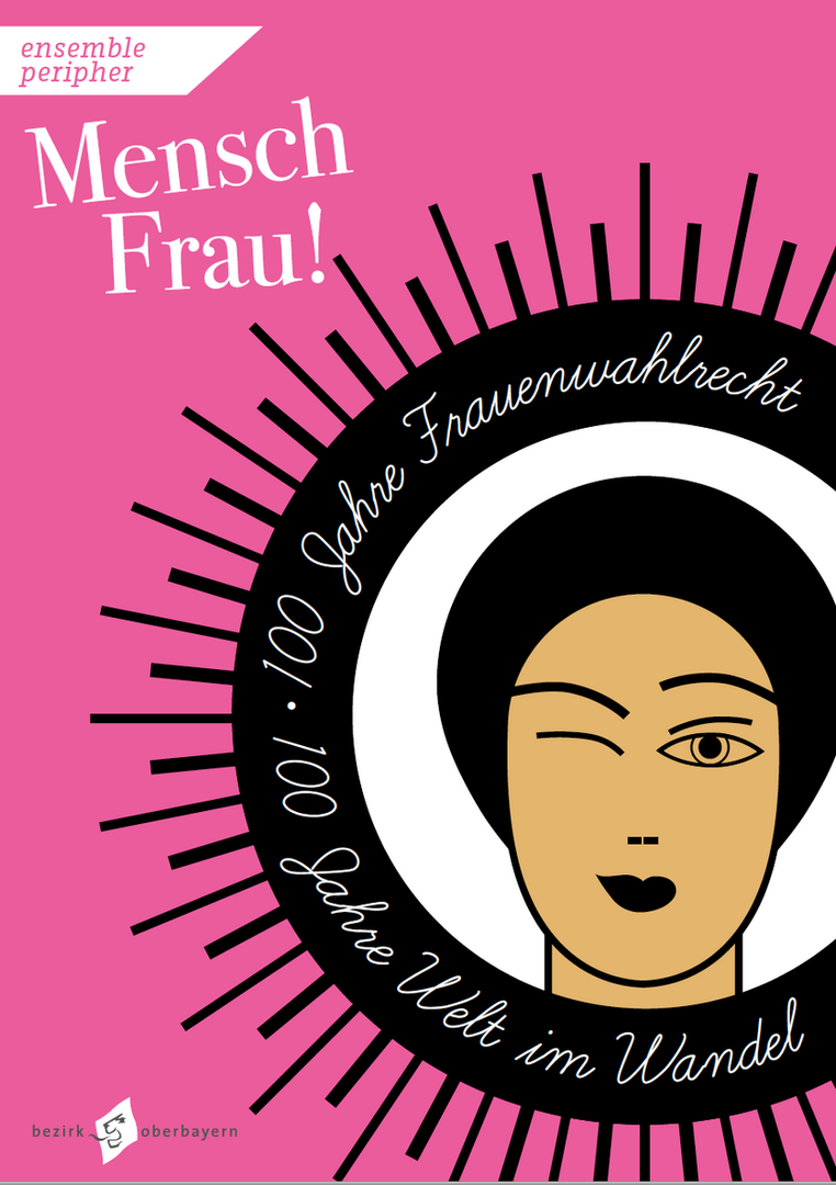 "Theaterprojekt ""Mensch Frau"""