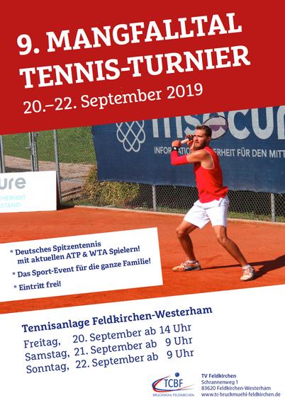 Ranglisten Tennisturnier 2019