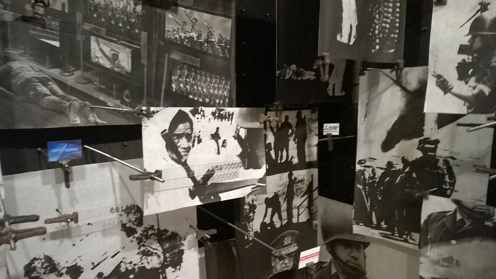 Peter Kennard at Imperial War Museum.jpg