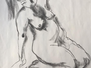 Life Drawing 5th March