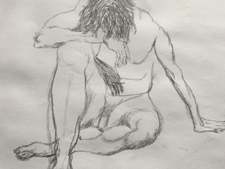 Life Drawing 12th March
