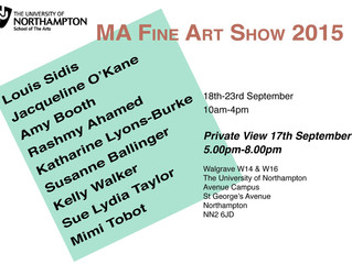 MA Show Preview this evening
