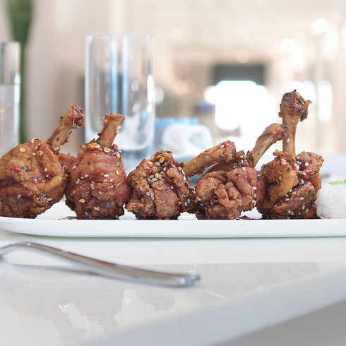 Miami chicken