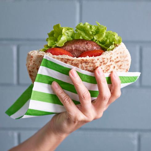 Woolworths Pitta Burger