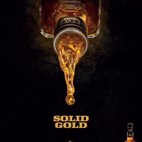 Jack Daniels Solid Gold