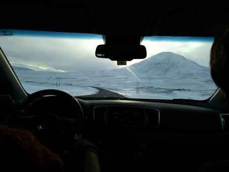 Relentless beauty - Skagaströnd to Myvatn