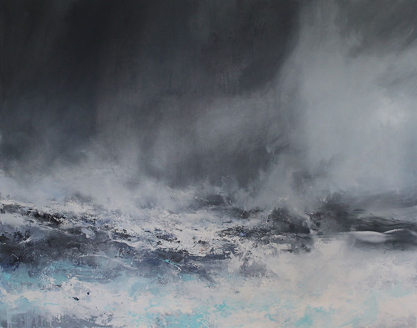 The Law of Storms I,  Burrastow, Shetlan