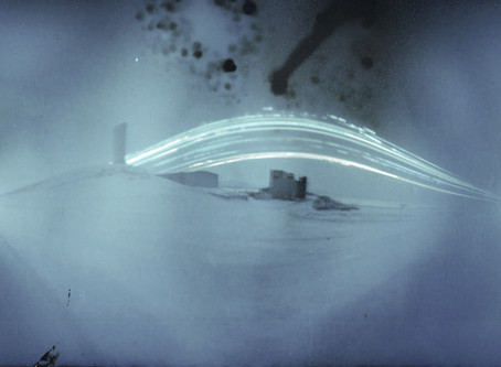 Scenes of Skagaströnd from solargraphs