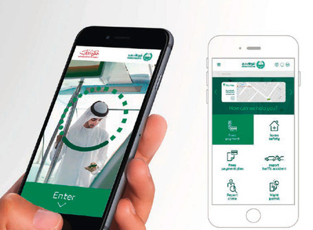 More people are using Dubai Police smart channels amid coronavirus