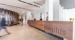 Reception Camplus