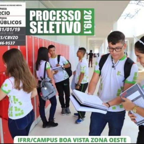 OPORTUNIDADE - CBVZO oferece quase 40 vagas para cursos técnicos