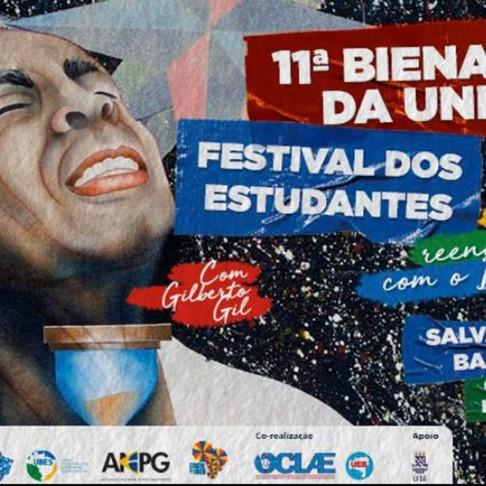 11° BIENAL DA UNE: SALVADOR-BA