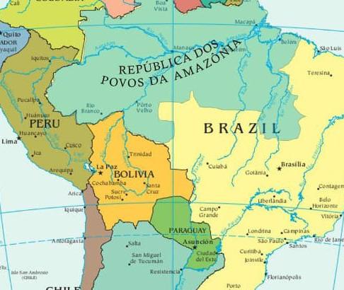 """Movimento pela """"independência"""" da Amazônia busca a instalação de uma República no Norte do Brasil"""