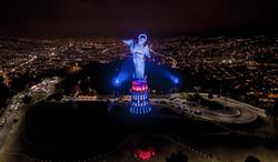 Virgen del Panecillo - Quito 3