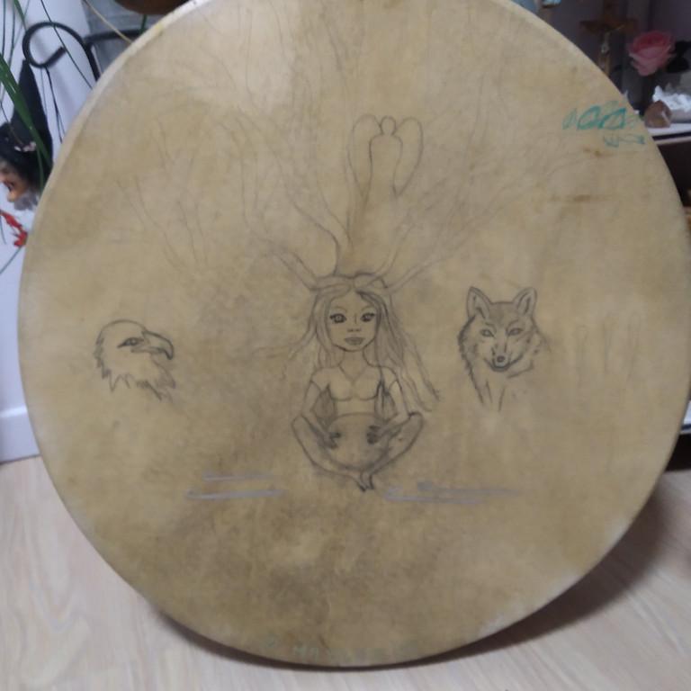 Voyage au tambour dans le règne animal