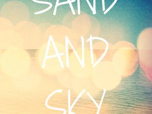 Sand and Sky-Scene One