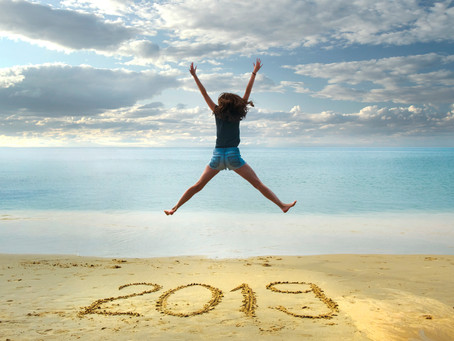 8 Tips for New Year's Resolution! Self-Actualization & Acupuncture!