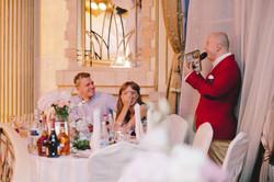 Ведущий на свадьбе Демидов