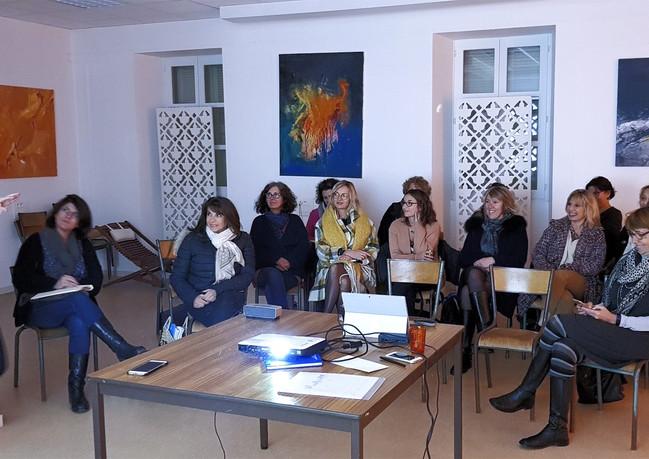 AG DES TALENTS FEMININS  14/11/2019