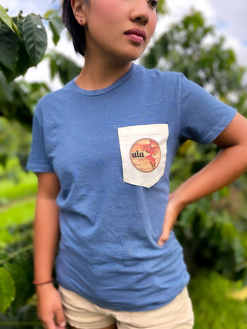 Heliconia Pocket Shirt Front