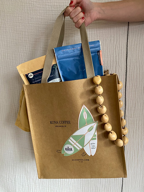 Ulu Coffee Washable Paper Bag